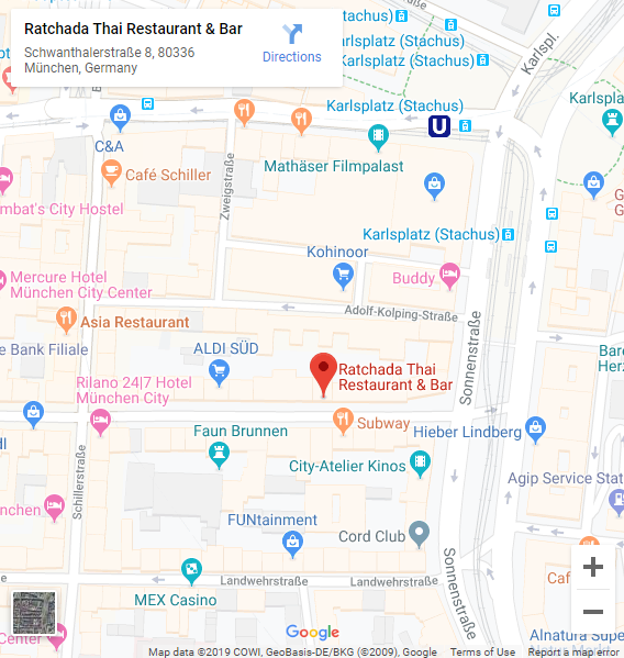 Google maps Ratchada Thai Bar